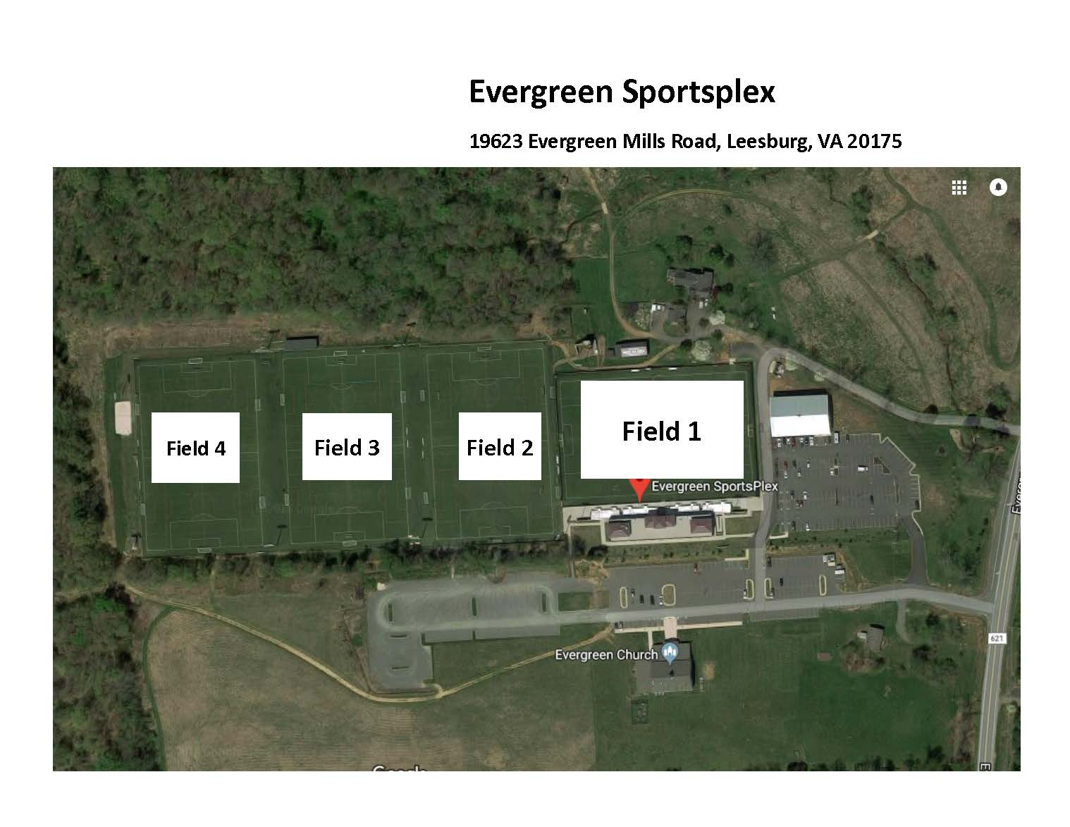 Evergreen-Sportsplex-Map-Fall-2018